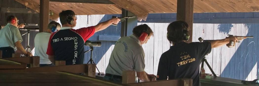 Poligono a m 50 - Gara di Pistola Libera