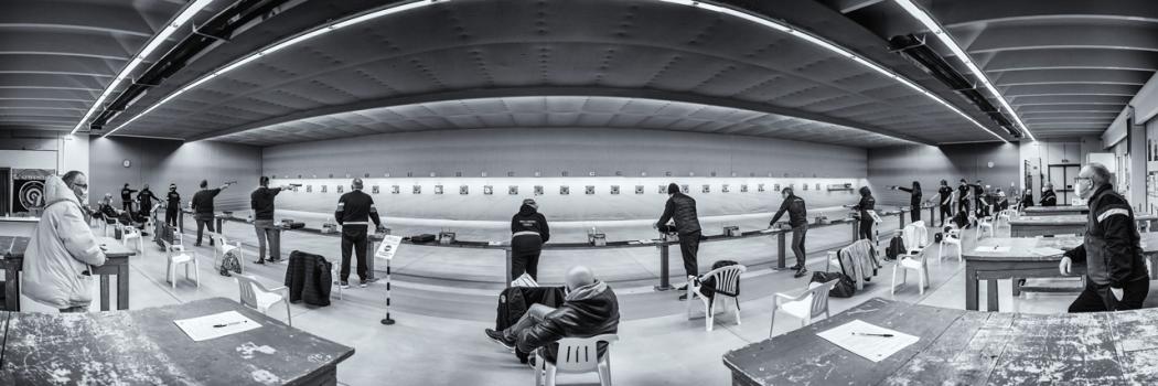 Palatiro Piero Feletti - Gara Indoor a m 10